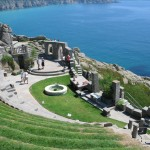 Das Minack Theatre in Cornwall