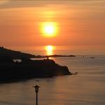 Sonnenuntergang in St. Ives