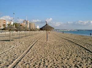 Mallorca: Playa de Palma © bildpixel / Quelle: www.pixelio.de