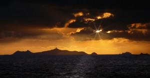 Sonnenuntergang auf Korsika © Dietmar Meinert / Quelle:www.pixelio.de