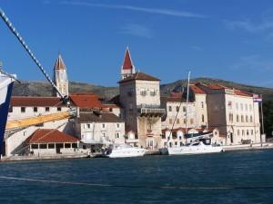 Trogir bei Split in Kroatien © Dieter Schutz / Quelle: www.pixelio.de