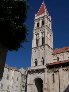 Kathedrale des heiligen Laurentius in Trogir © Dieter Schutz / Quelle: www.pixelio.de