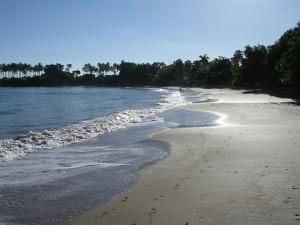 Strand Puerto Plata / Dominikanische Republik © Gerhard W. Moser / Quelle: www.pixelio.de