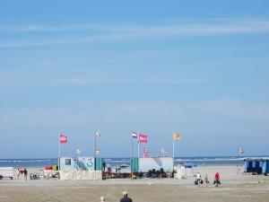 Strand auf Schiermonnikoog bei Paal 3  (Lizenz: Public Domain)